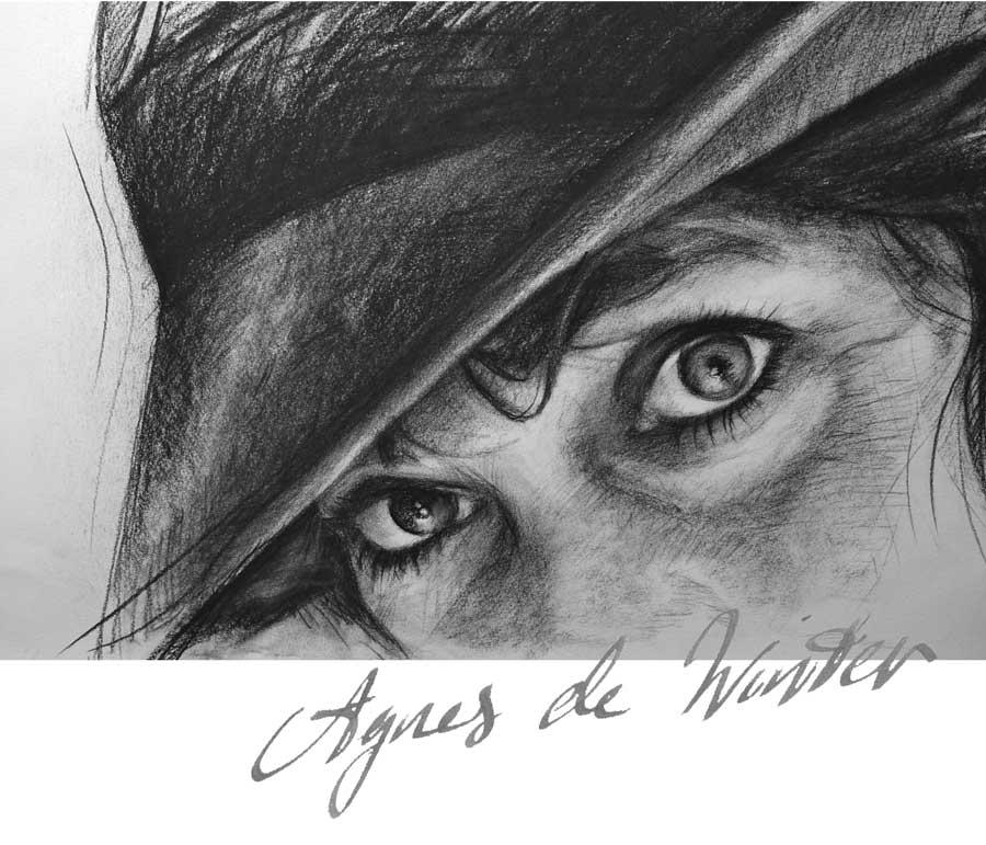 Zelfportret-2012methandtekening